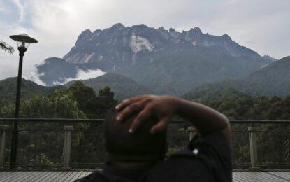 Малайзия обвини туристи за трус 5.9 по Рихтер