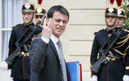 Премиерът на Франция връща €2500 на хазната след воаяж за мач
