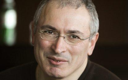 Русия разследва Ходорковски и за мокра поръчка