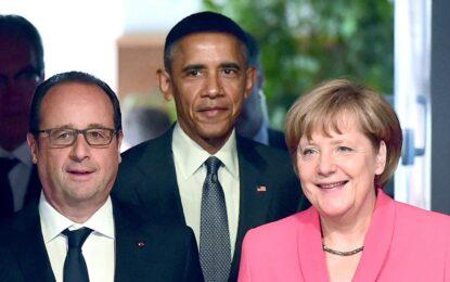 Службите на САЩ са подслушвали трима президенти на Франция