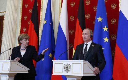 ЕС премахна Русия от списъка със стратегическите си партньори