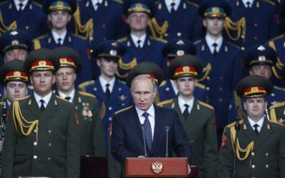 Русия вкарва още 40 ядрени ракети в новата Студена война