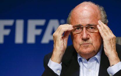 И Швейцария разследва шефа на футбола
