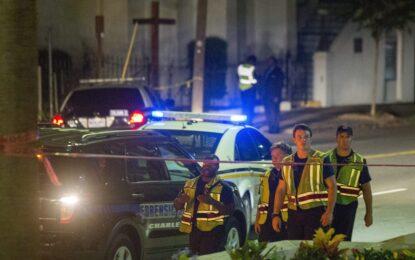 Нападател уби 9 души в американска църква
