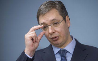 Сръбското МВР подозира атентат срещу премиера