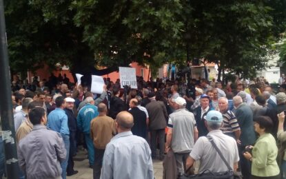 Нов протест за Куршум джамия въпреки кметска забрана