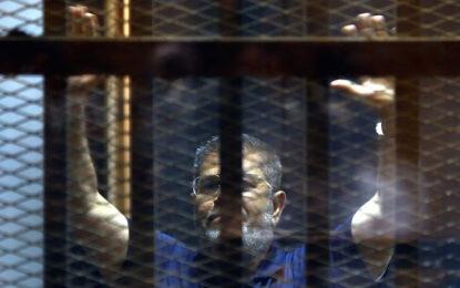 Египет потвърди смъртната присъда на Морси
