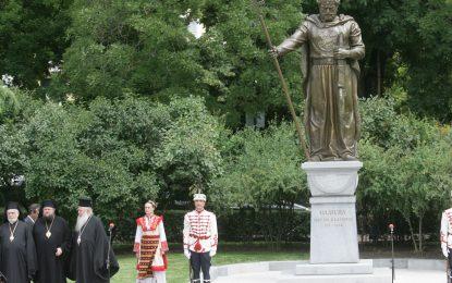 120 000 лева за първия български цар в София