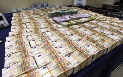 Престъпна група изпрала над €4 милиона в България