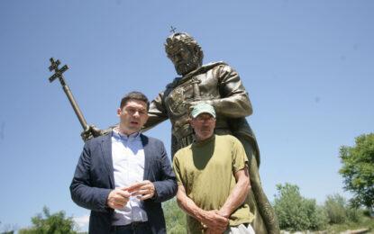 Тръгна подписка срещу паметника на Самуил
