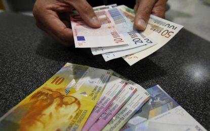 Протести заради ипотеки в швейцарски франкове