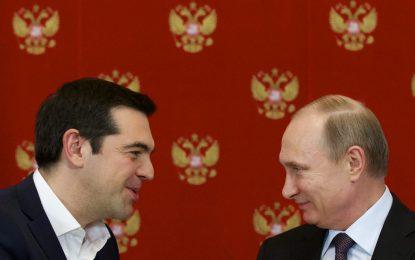 Москва е склонна да развърже кесията за Атина