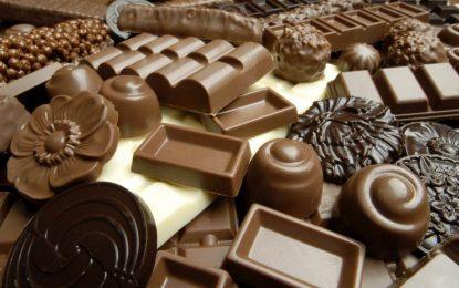 Сърцето си иска шоколада