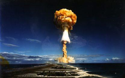 Ядрено разоръжаване ли? Дрън-дрън