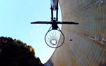 """Австралиец влиза в """"Гинес"""" с кош от 126 метра"""