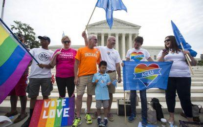 САЩ легализираха гей браковете
