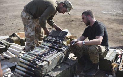 Източна Украйна отново кипна