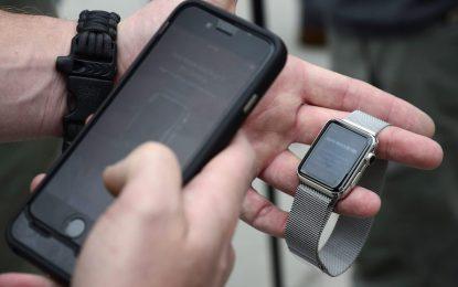 Apple Watch ще мери физическите показатели и на хора в инвалидни колички