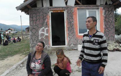 В Гърмен искат пак да дойдат багери за ромите