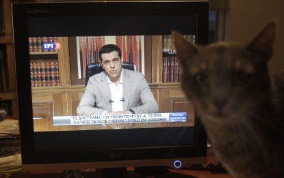 """Ципрас си тръгва, ако Гърция каже """"да"""" на референдума"""