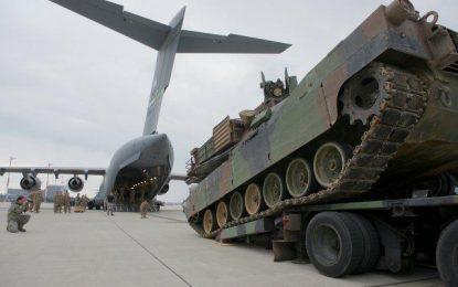 """България каза """"да"""" на US танкове и артилерия"""