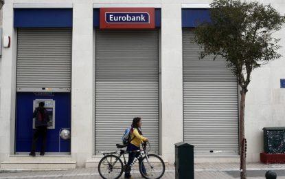 Гръцките банки остават без сухо