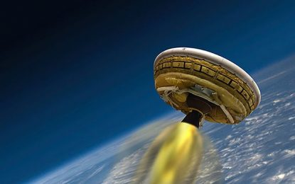 Втори провал за марсианския парашут на НАСА
