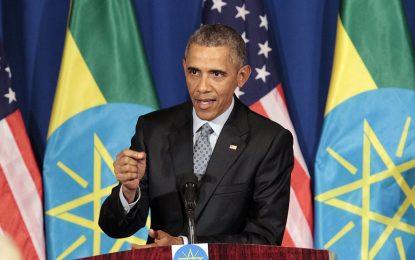 Обама призова Африка да изтръгне тумора на корупцията