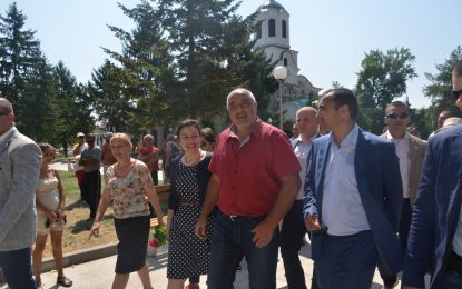 Бойко Борисов не иска токът да поскъпва