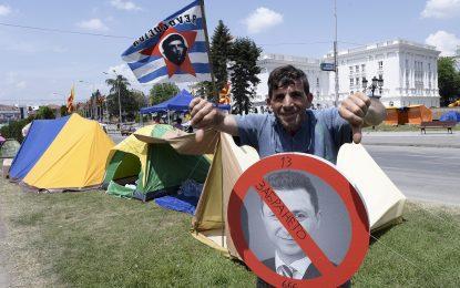 Груевски сдава властта в Македония до края на годината