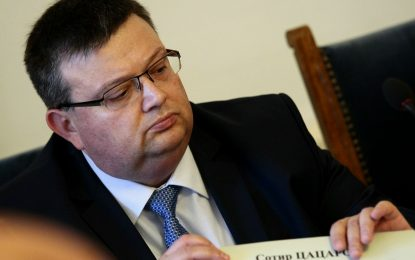 """Цацаров покани ВСС на проверка за """"шпицкомандата"""""""