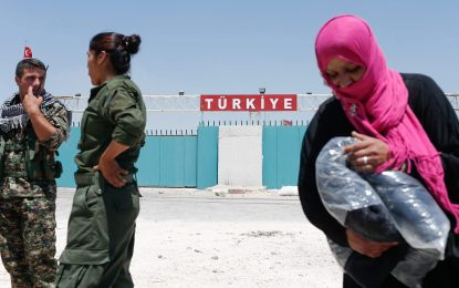 Турската армия обсъжда военна намеса в Сирия