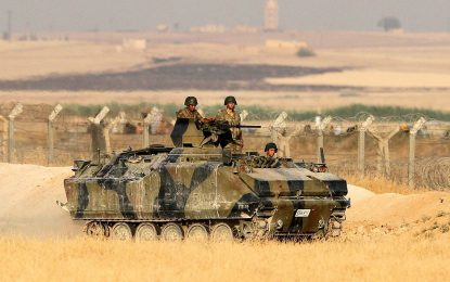 Турция ще пази границата си със Сирия с цепелини и двойна ограда