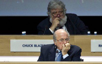 FIFA изгони Чък Блейзър от футбола до живот