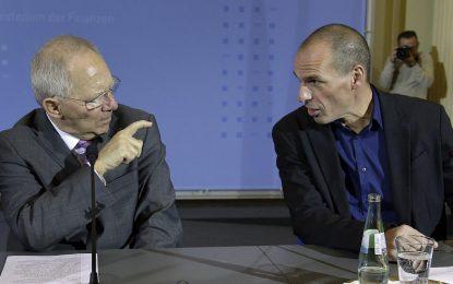 """Берлин към Атина: """"Колко искате, за да си тръгнете от еврозоната?"""""""