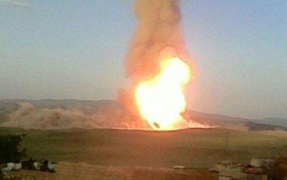 Взрив на газопровод между Турция и Иран, обвиняват ПКК