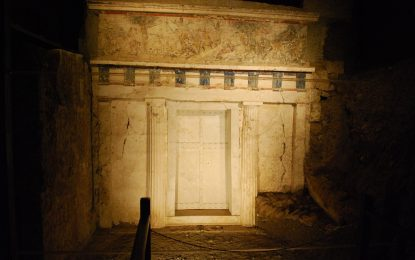 Археолози откриха останките на бащата на Александър Македонски
