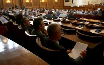 Парламентът разглежда промени в закона за СРС