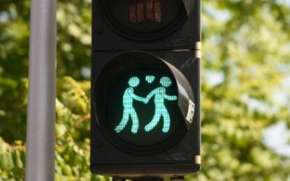Гей светофари в Мюнхен за €10 000