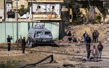 """""""Ислямска държава"""" убива в Синай, заплашва Израел и Палестина"""