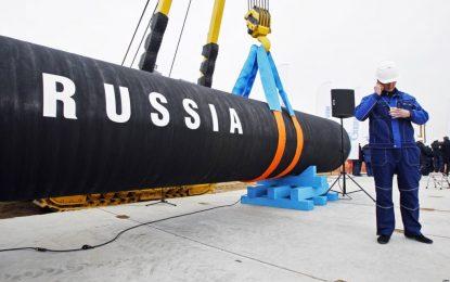 """Тръбите за """"Южен поток"""" са годни и за """"Турски"""", обяви """"Газпром"""""""