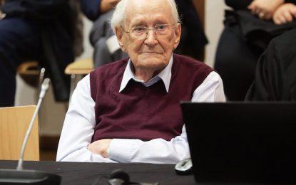 "Счетоводителят на ""Аушвиц"" получи 4 години за 300 000 убити"