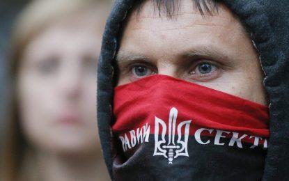 Украинци щурмуват парламента, не искат автономия за Донбас