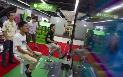 Китай разреши продажбата на конзоли за видеоигри