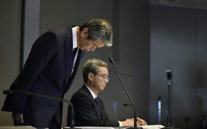 Оставки на върха на Toshiba заради $1.2 млрд. завишена печалба