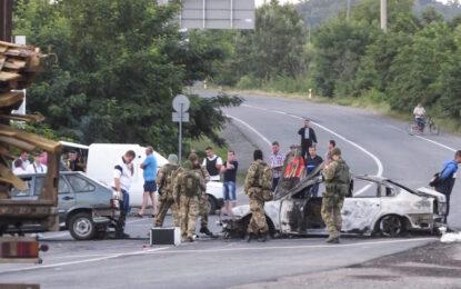 """""""Десен сектор"""" взе дете за заложник в Мукачево"""