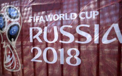 Расизъм петни домакинството на Русия за Световното