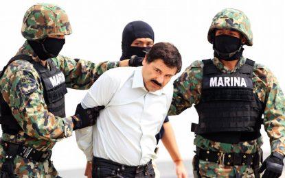 Наркобос №1 на Мексико пак избяга от затвора