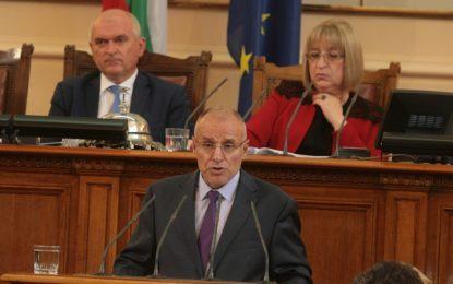 Димитър Радев ще управлява БНБ до 2021 г.