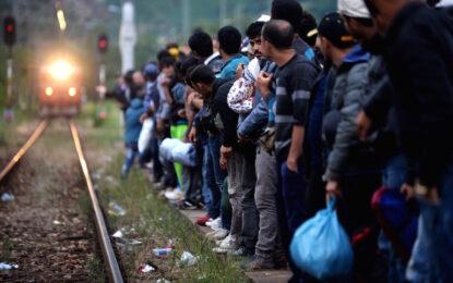 Нова мигрантска вълна към Турция удря ЕС